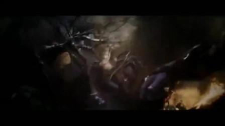 《复仇者联盟4》美国队长一个动作瞬间让灭霸怀疑人生, 精彩