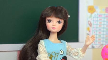 小芭比娃娃考试一直都是100分,为什么这次考了全班倒数第一呢
