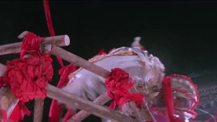 狮王争霸:黄飞鸿和赵天霸狮王争霸,一首男儿当自强响起,没人能打败我黄飞鸿