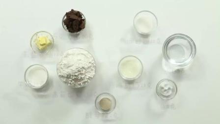 层次口感超级丰富,巧克力大理石吐司,学会你就是烘焙达人!