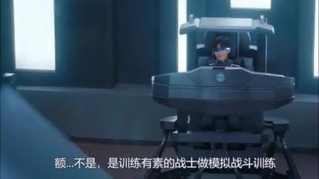 搞笑吐槽《上海堡垒》,豆瓣评分2.8,中国科幻电影的大门要关上了!
