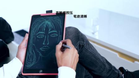 HUION/绘王H320M手写板,双面创意, 双色搭配更出彩