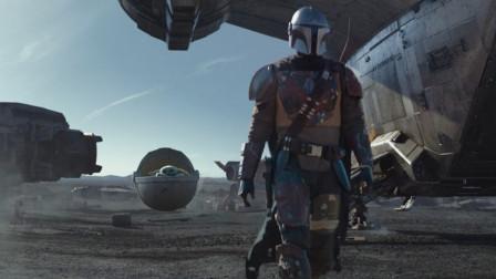 《曼达洛人》第三集:赏金猎人开启燃爆星战,预定全年爆款