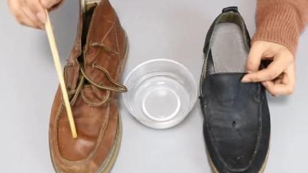 用一滴水,能轻松辨别真皮和人工皮革,皮质店是不会说的,涨知识