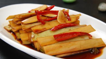 这才是腌萝卜的正宗做法,不用等只需两个小时,酸辣脆爽,超好吃
