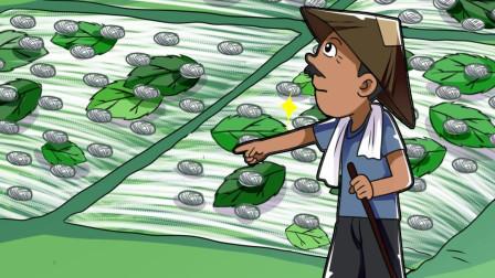 农民的丝是光滑的,结果商人看了忍不住赞叹!