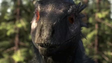 恐龙时代,人类祖先任由恐龙宰割