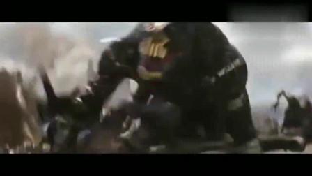 《复仇者联盟4》回顾篇:雷神带着火箭和格鲁特从天而降,败方MVP,差点杀死灭霸的男人