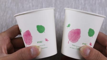 家里接待客人,纸杯上简单改一改,客人喝茶感觉会更舒适,都看看
