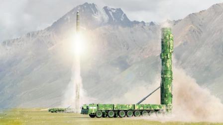 美军声称:中国于11月22日试射东风41,一周前还曾试射东风31