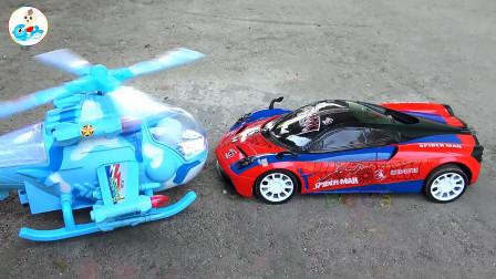 汽车皮卡车和跑车、飞机玩具试玩,儿童益智,婴幼儿宝宝玩具过家家游戏视频F889