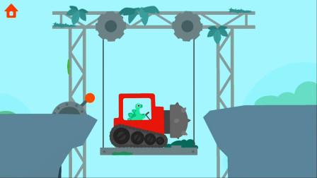 小恐龙迪诺和工程车 第一季 大锤子垃圾车
