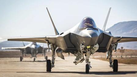五代战机实力稳居中东第一,以色列接收第20架F-35战机