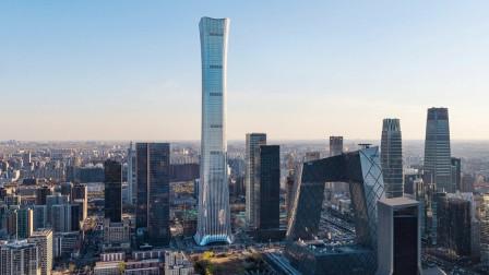 北京最高地标中国尊通过竣工验收 建筑高度528米