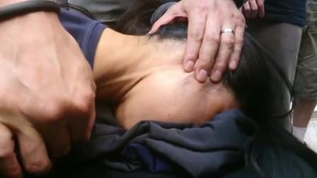颈椎疼痛时你会用什么方式调理呢?俯卧式推拿正骨调理颈椎病.