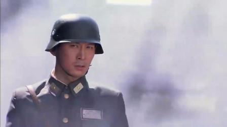 铁血红安:日军把装甲车开进了城里,刘铜锣大叫让部下快撤退