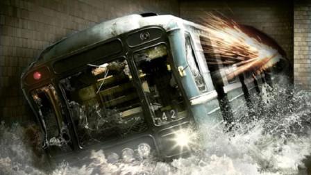 《夺命地铁》悲催主角,老婆出轨了却不知道,还坐上了夺命的地铁