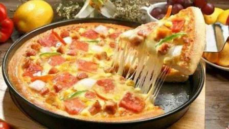 烘烤代替油炸,薯片代替面包糠的薯片炸鸡披萨,美味又健康