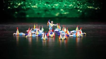 六一儿童节民族舞《吉祥的筷子》