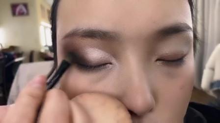 济南化妆培训培训学校 专业化妆师培训 高级班舞台装造型