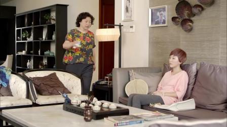 我的媳妇是女王:兰兰突然拜访到家里,李涛妈妈直冲厨房拿菜刀