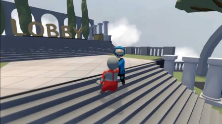 【凌诺n | FE千镜】我又玩了一遍steam关卡《人类:一败涂地》
