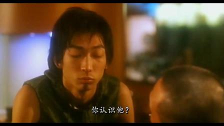 香港黑帮电影:黑帮老大靓坤收账,古惑仔张家辉没钱咋办?