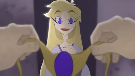 勇士为救下公主,与巨龙大战,却不曾想公主就是巨龙《龙之心》