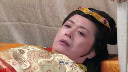 少林寺传奇藏经阁:太后突发重病,皇上回宫