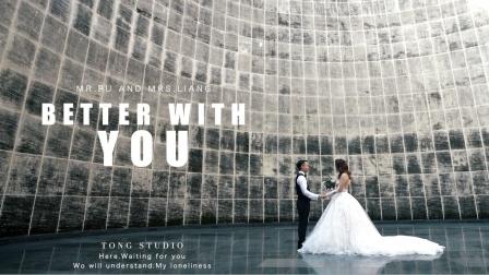 TongStudio瞳影像出品   BU +LIANG · 棕榈泉酒店