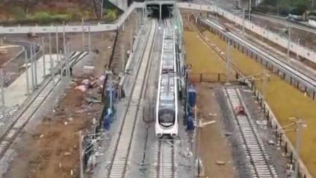 浙江新闻联播 2019 杭州地铁16号线今起试运行