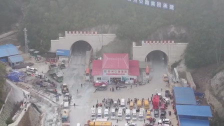 云南隧道突泥涌水事故已致7人遇难 仍有5人失联