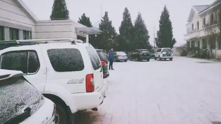 雪花进京!北京延庆、门头沟、房山部分地区已开始飘雪