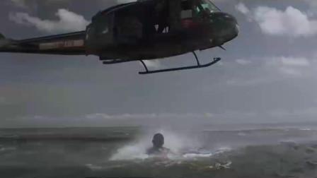 史泰龙海上逃生上演惊魂一刻