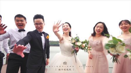 PENG ·YUE 婚礼电影 | 蜗牛短视频2019,罗漫花嫁