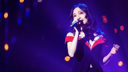 张韶涵翻唱《追梦赤子心》,比原唱还震撼,这样的现场谁能超越