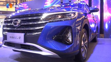 微信车载版加持智联化再进阶 第二代传祺GS4重庆上市