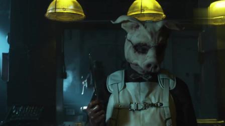 哥谭镇:猪头人再次出招,行事越来越嚣张了