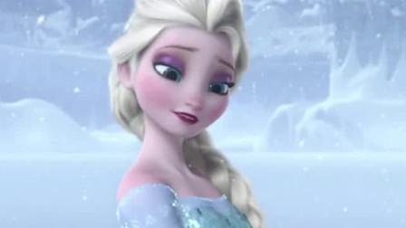 冰雪奇缘2:艾莎全片最惊艳一幕,引全场尖叫!50亿票房稳了!