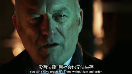 哥谭镇:戈登终于见识到,这座罪恶都市的黑暗