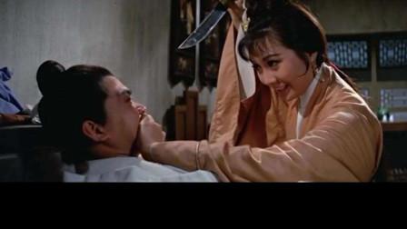 160秒,看完武侠大师张彻经典电影《独臂刀王》