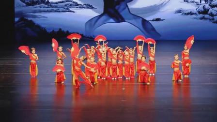 团体舞蹈《少年志》六一儿童节