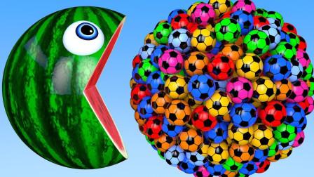 吃豆人我的世界:美味的足球巧克力吃豆人能抵挡的住吗?游戏
