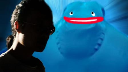 """【小猪】竟然在""""亚特兰蒂斯""""见到美人鱼?!"""
