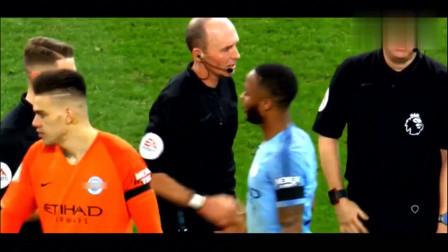 球场上的搞笑瞬间,裁判与球员进行恶搞,让你笑得停不下来
