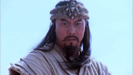 蚩尤与轩辕的最后一战,蚩尤战败,败的心服口服