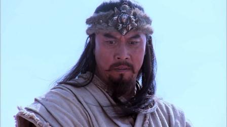 蚩尤大败,轩辕竟然还给蚩尤封号为兵神