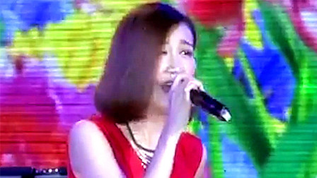 向姚贝娜致敬:周艺璐演唱《幸福花开》,听着听着就哭了……