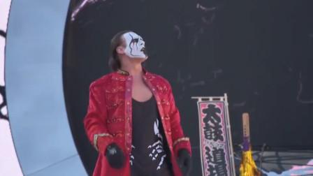 摔角狂热 WWE 因伤缺战摔跤狂热并强势回归的巨星 罗门重伤王者归来