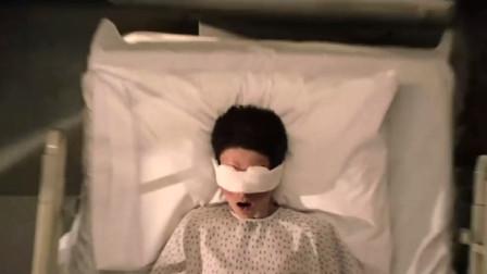 超胆侠:小男孩去寻找父亲,却突发意外,搞到眼睛都瞎了!